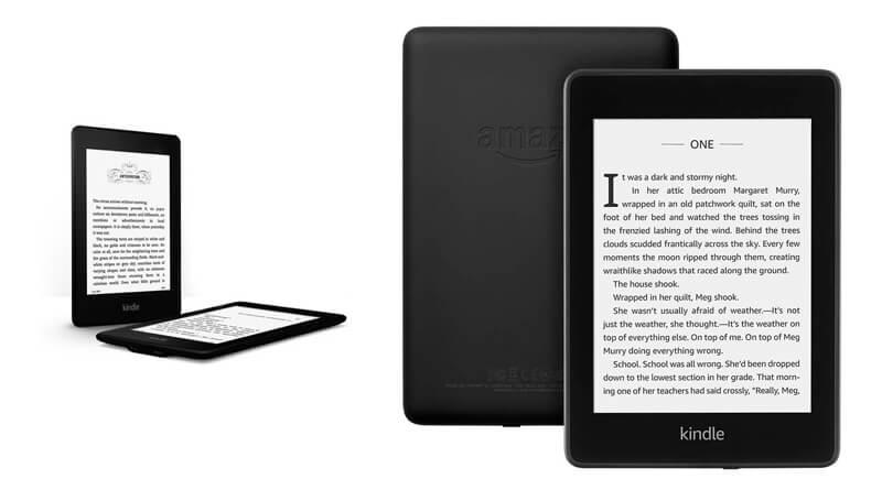Amazon Kindle Paperwhite обзор
